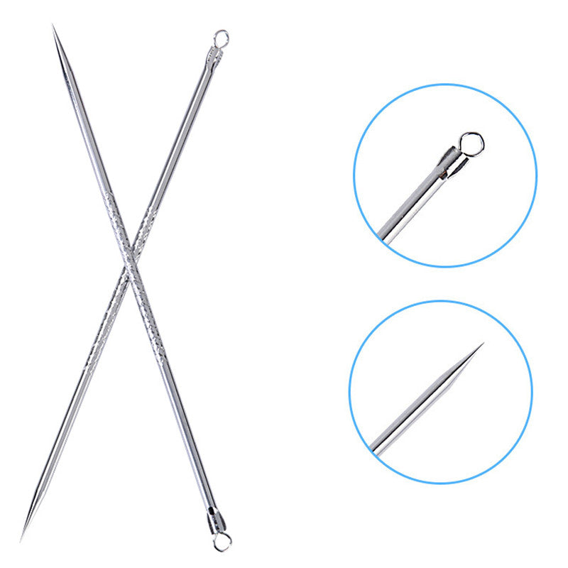 Blackhead and Pimple Remover Tool Needles Kit