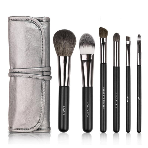 Silver Lining Makeup Brush Sets