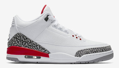 Air Jordan 3 Katrina Colection