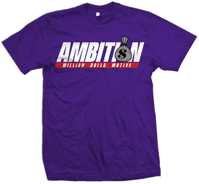 Ambition - Concord Purple T-Shirt