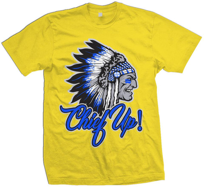 Chief Up - Maize Yellow T-Shirt - Million Dolla Motive
