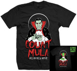 Count Mula - Black T-Shirt (Glow In The Dark)