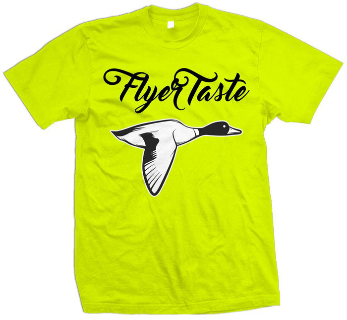 Flyer Taste - Volt Yellow T-Shirt
