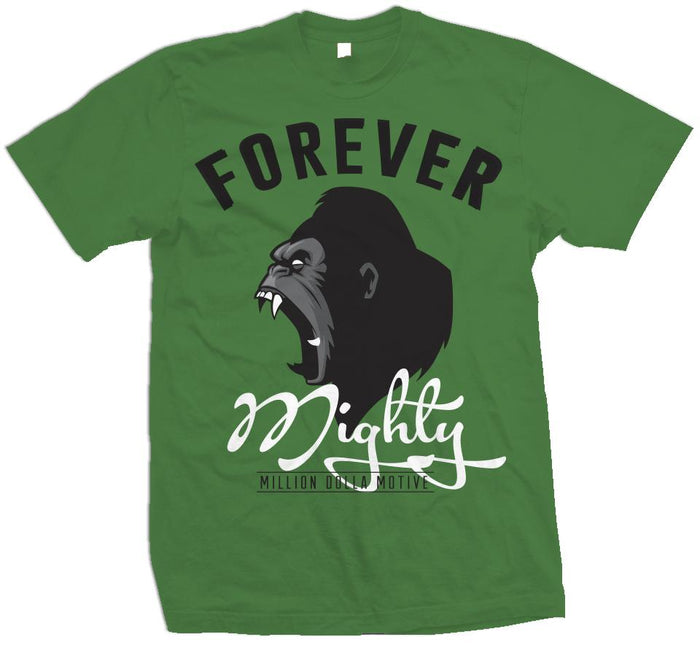 Forever Mighty - Kelly Green T-Shirt