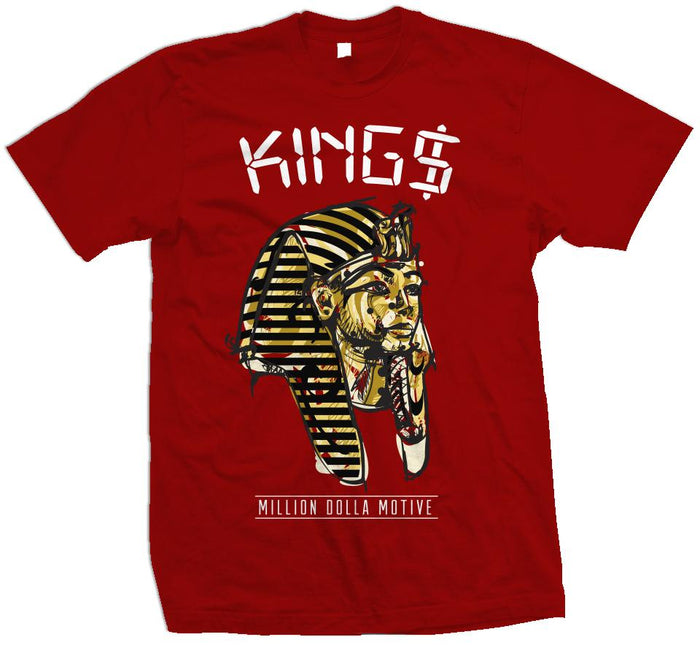 Gold Kings - Red T-Shirt