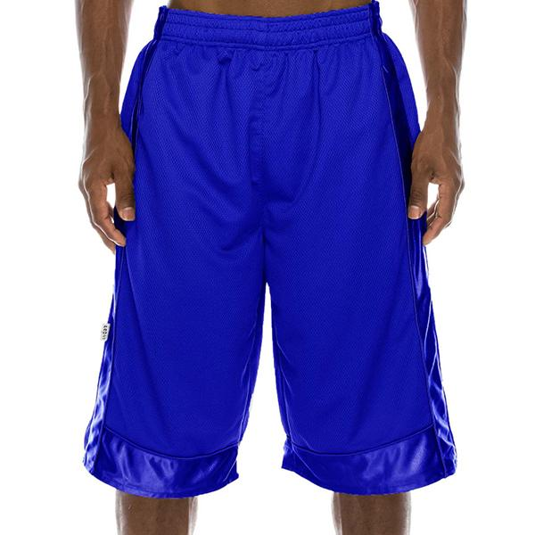 Heavyweight Mesh Shorts - Royal Blue - Million Dolla Motive
