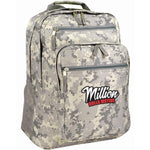 Million Dolla Motive - Digital Desert Camo Backpack