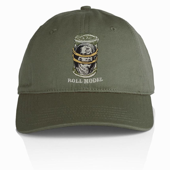 Roll Model - Olive Dad Hat