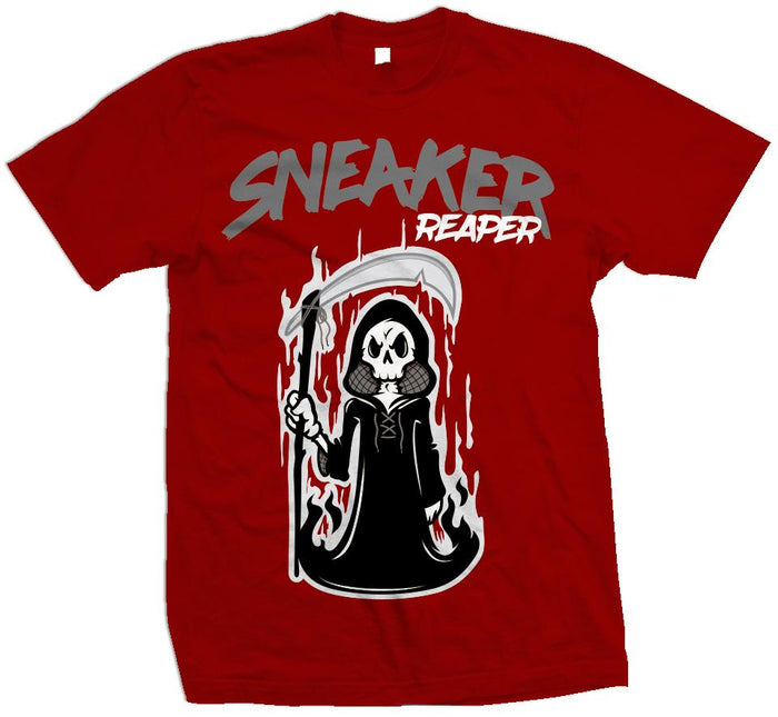 Sneaker Reaper - Red T-Shirt