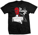 The Freshkicks Don - Black T-Shirt