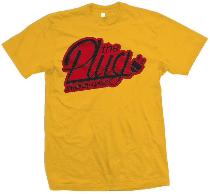 The Plug - Golden Yellow T-Shirt