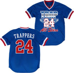 Trap All Stars - Royal Blue Shooters Jersey - Million Dolla Motive