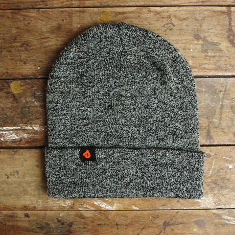 Traditional Beanie Heather Grey, Headwear - Supersaturated, Supersaturated  - 1