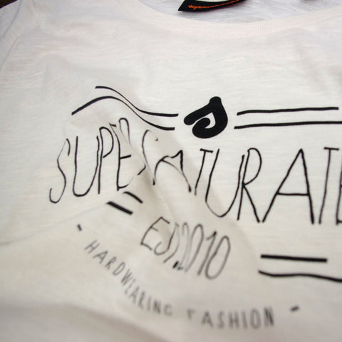 Womens Scribble T-Shirt , T-Shirts - Supersaturated, Supersaturated  - 2