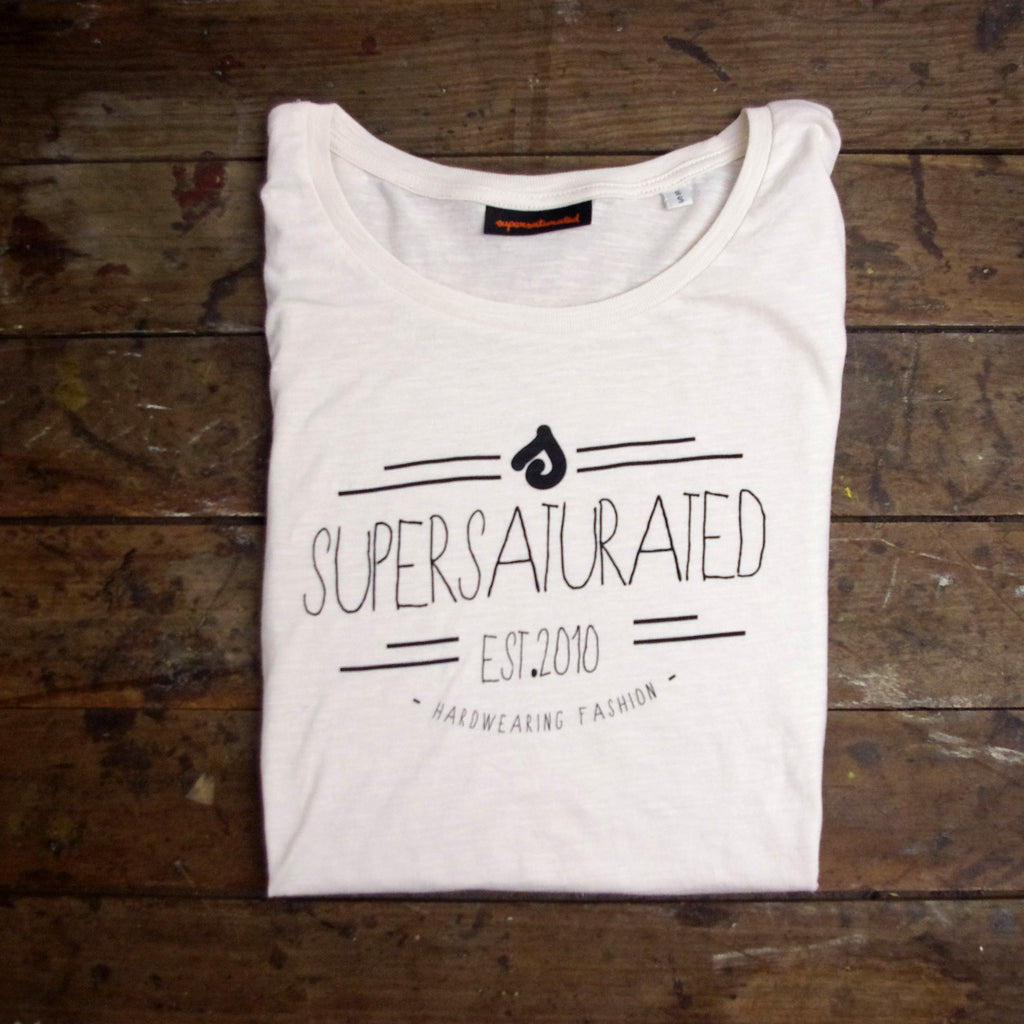 Womens Scribble T-Shirt , T-Shirts - Supersaturated, Supersaturated  - 1