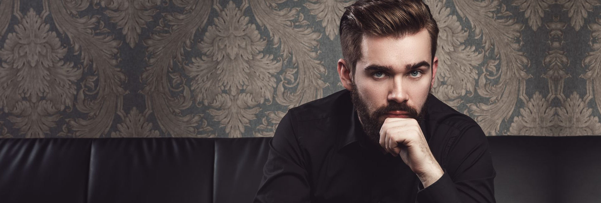 97% OF WOMEN PREFER MEN WITH BEARDS...THE OTHER 3% DO TOO.
