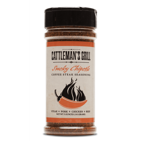 Cattleman's Grill Smoky Chipotle Coffee Rub
