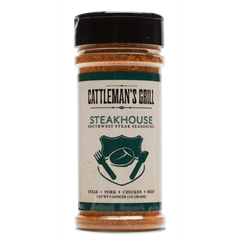 Cattleman's Grill Steakhouse Seasoning