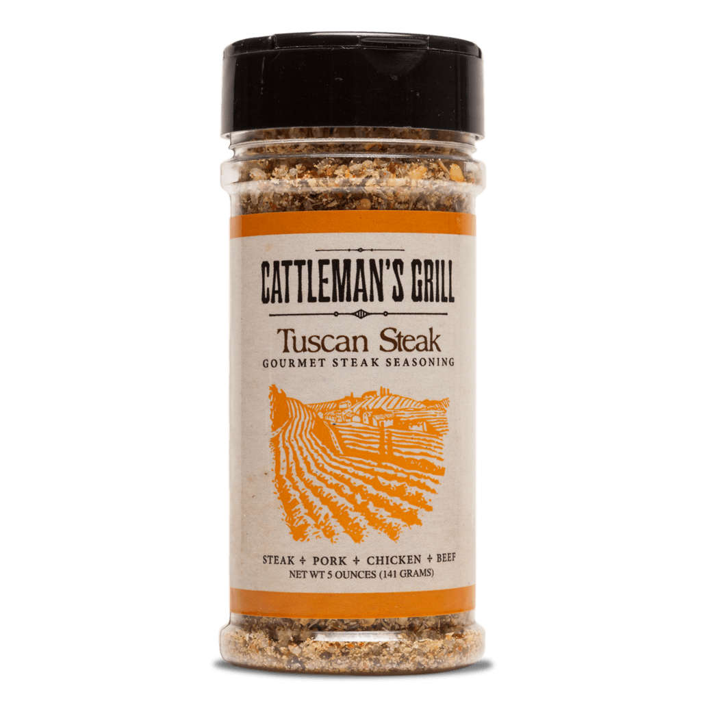 Cattleman's Grill Tuscan Steak Seasoning