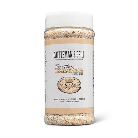 Cattleman's Grill Everything Bagel Rub