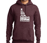 """Life Is Better"" Hooded Sweatshirt"