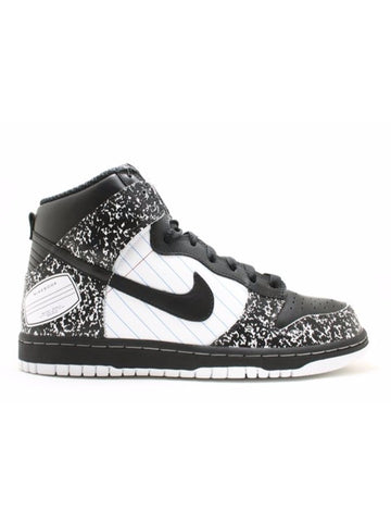 2007 Nike Dunk High Premium Nikebook (Notebook) Basketball Shoes 14