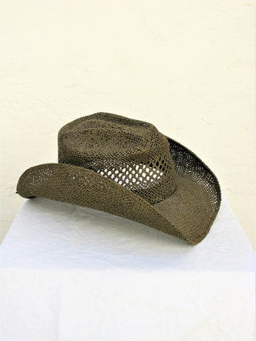 Somher Boho Chic Formed Cowboy Hat M
