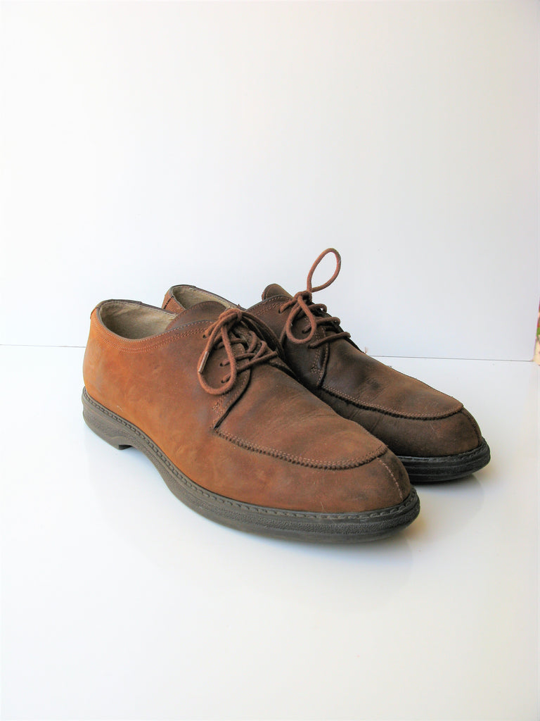 Timberland Waterproof Lace-up Oxford Shoes 8