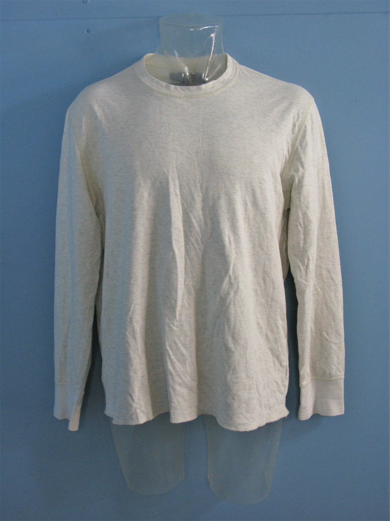 Polo by Ralph Lauren Long Sleeve Cream Thermal M - ruby & sofia