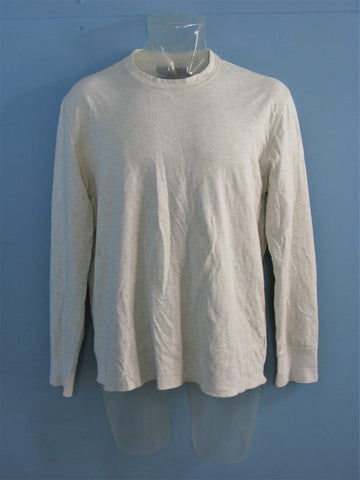 Polo by Ralph Lauren Long Sleeve Cream Thermal M