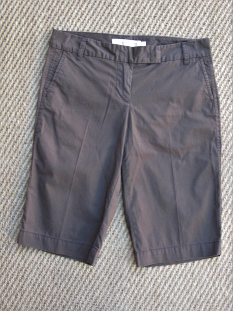 "J Crew 13"" Brown Chino Bermuda Shorts City Fit 4"