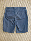 J Crew Grey Bermuda Shorts 2 - ruby & sofia