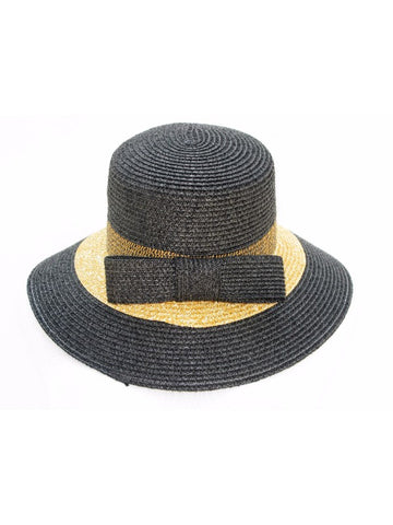 Magid Paper Straw Bucket Hat S/M NWOT