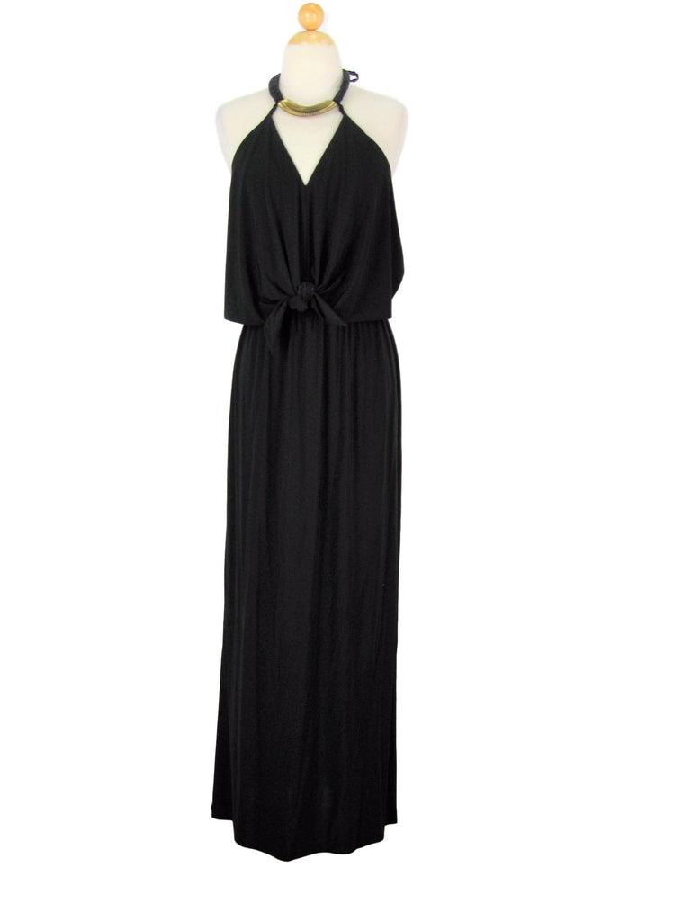 T-bags Los Angeles Convertible Maxi Dress L NWT