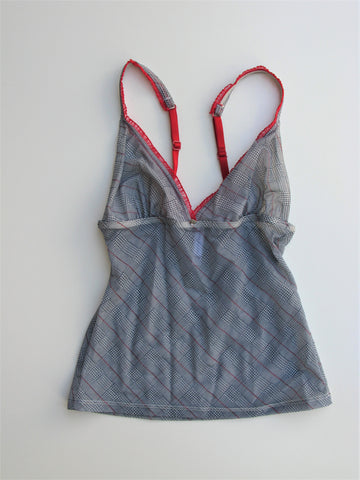Tommy Hilfiger Plaid Camisole XS/S