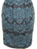 Robert Rodriguez Lace 60's Style Tunic Shift Dress 6 NWOT