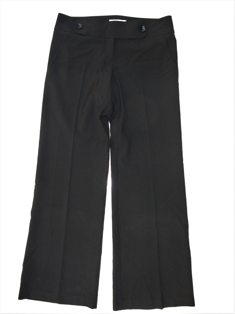 From the Hip Tab Waist Career Trousers Pants 6