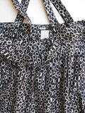 J Crew Chain Print Empire Waist Silk Camisole Top 2