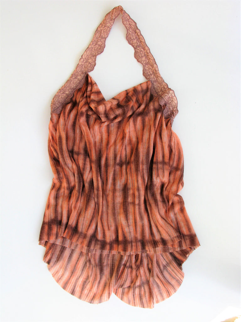 Free People Eleanor's Washed Halter Top XS