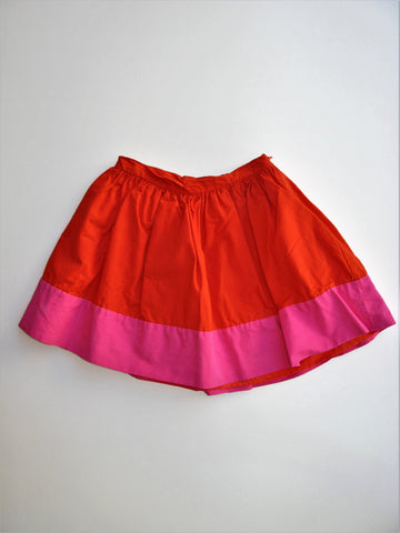 Kate Spade x GapKids Color Block Party Circle Skirt 10