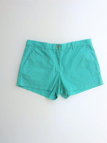 Khakis by Gap Teal Green Summer Shorts 6