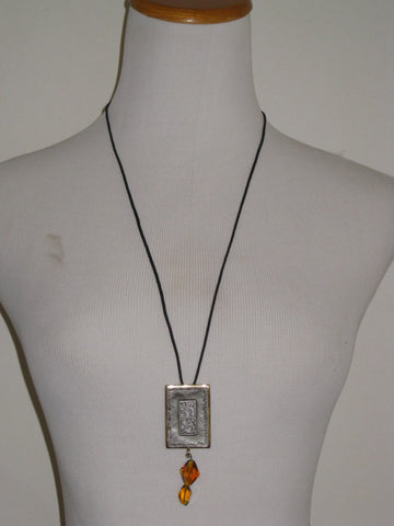 Express Tribal Pendant Necklace