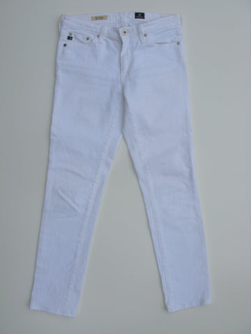 AG Adriano Goldschmied 'The Prima' Mid-Rise Cigarette Jeans 27R
