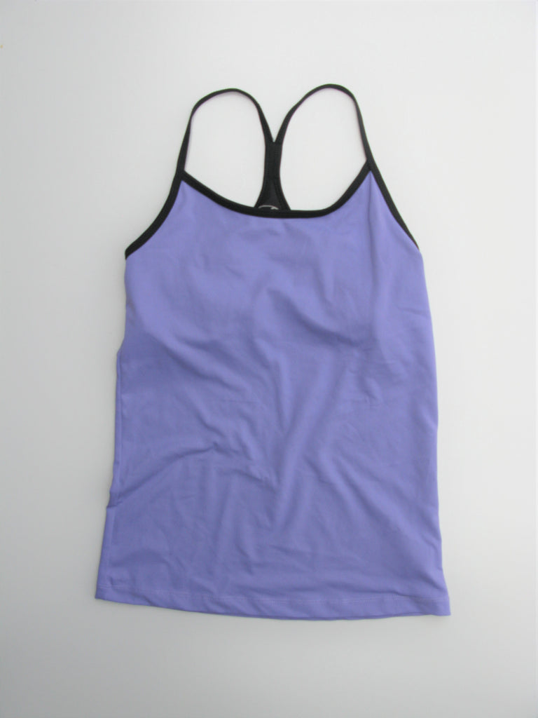 C9 by Champion Lavender Racerback Active Workout Yoga Top S