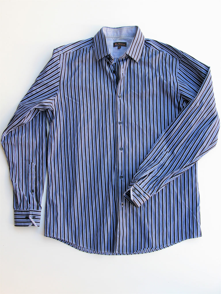 Ben Sherman Dress Shirt 15.5 34 /35