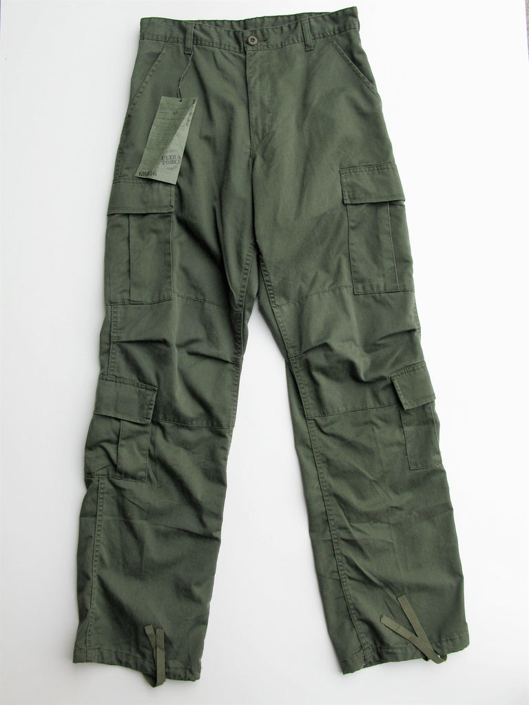 Rothco Ultra Force Paratrooper Cargo Pants S NWT