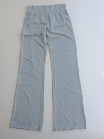 Barefoot Dreams Malibu Peruvian Cotton EZ Flare Lounge Pants XS