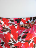 J Crew Retro Floral Low City Shorts 2