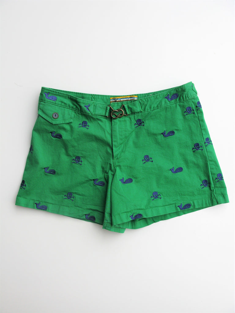 Shorts Walking Shorts Libertine x Target Embroidered Bermuda Shorts 7