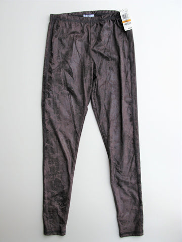 Bar III Snakeskin Print Leggings S NWT